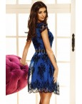 Rochie de seara Bria albastra