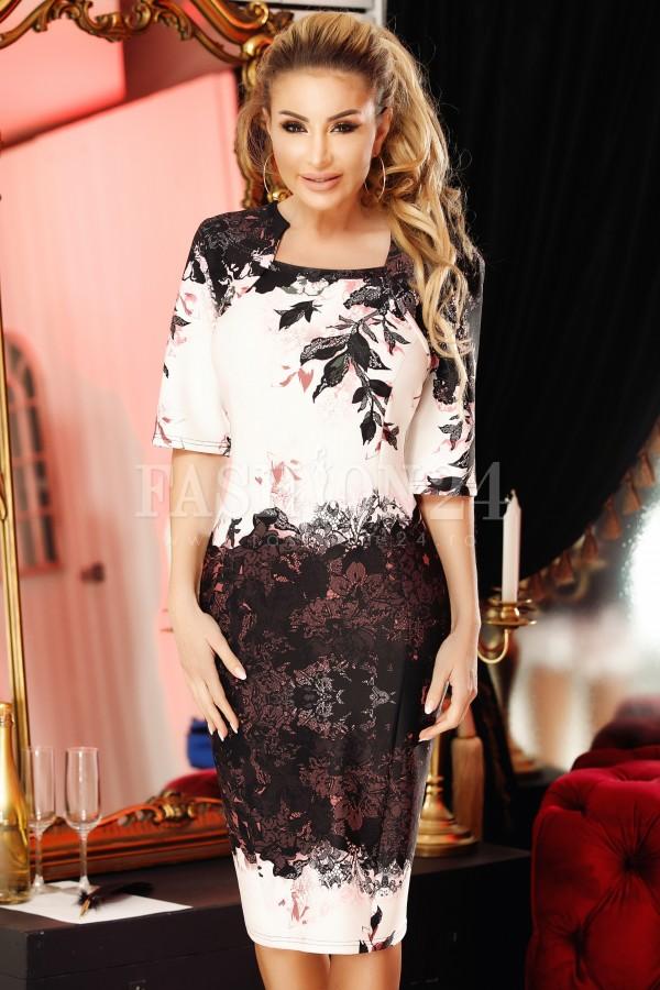 Rochie Glami cu model deosebit