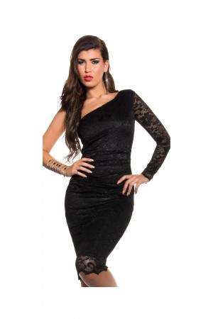 Rochie Midi Black Addiction
