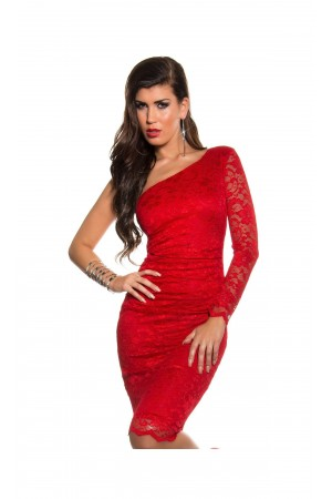 Rochie Midi Red Addiction