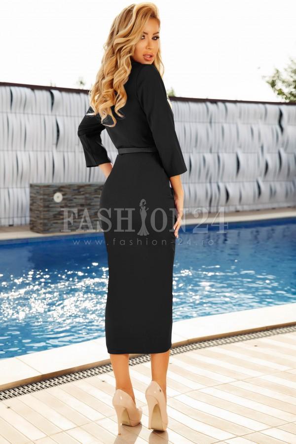 Rochie Cassie neagra