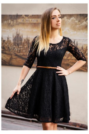 Rochie Black Dress