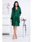 Rochie Elvira verde smarald