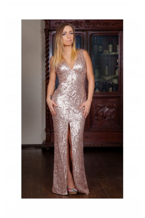 Rochie Special Gold