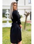 Rochie de seara Serena neagra eleganta