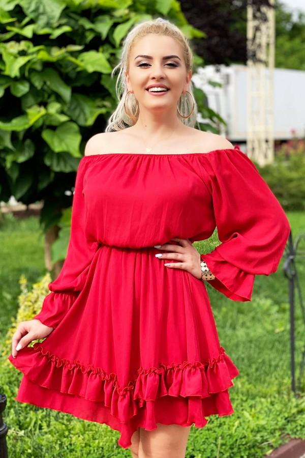 Rochie Olivia rosie in clos