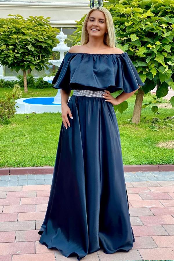 Rochie Lunga Black Feeling
