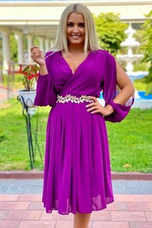 Rochie Elegant Purple