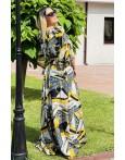 Rochie lunga eleganta Xonia cu model cu lanturi