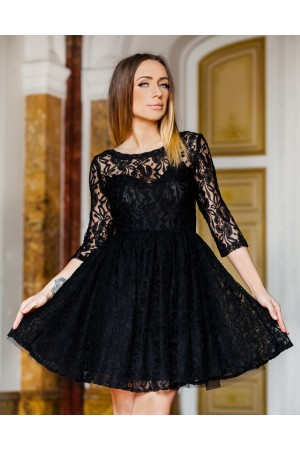 Rochie Like Baby Doll Black