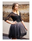 Rochie Long Waves