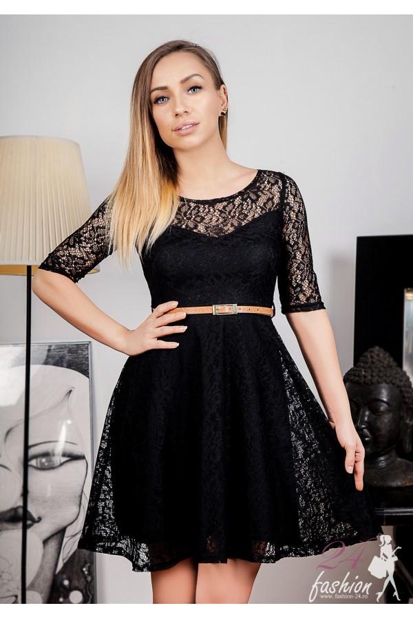 Rochie Black Touch