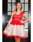 Rochie typical Red