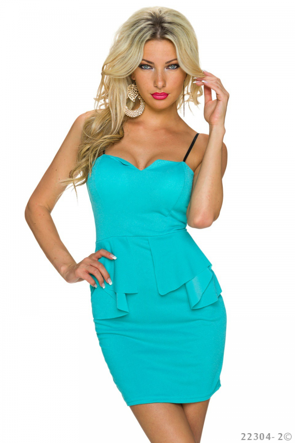 Rochie Blue Seduction
