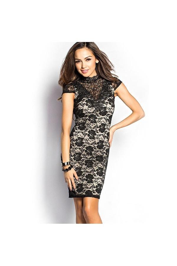 Rochie Eleganta Black Intensity Fashion-24