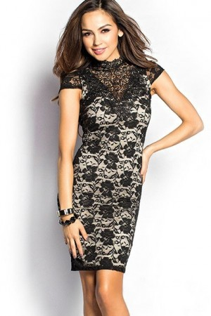Rochie Eleganta Black Intensity Fashion-24
