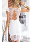 Rochie Eleganta White Dream