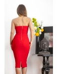 Rochie Beauty Red