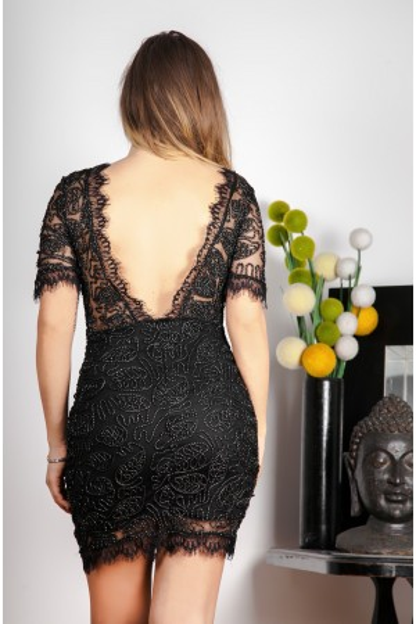 Rochie Eleganta Embroidered Lace