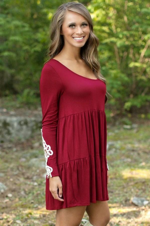 Rochie Eleganta Red Style