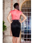 Rochie Office Special Day Pink