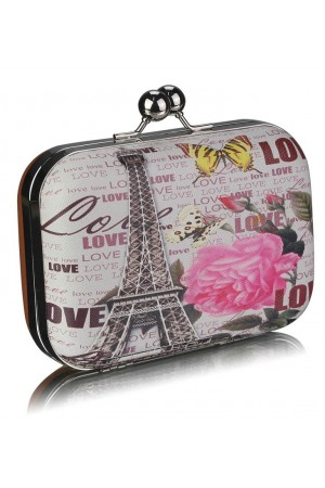 Clutch Love Paris Brown