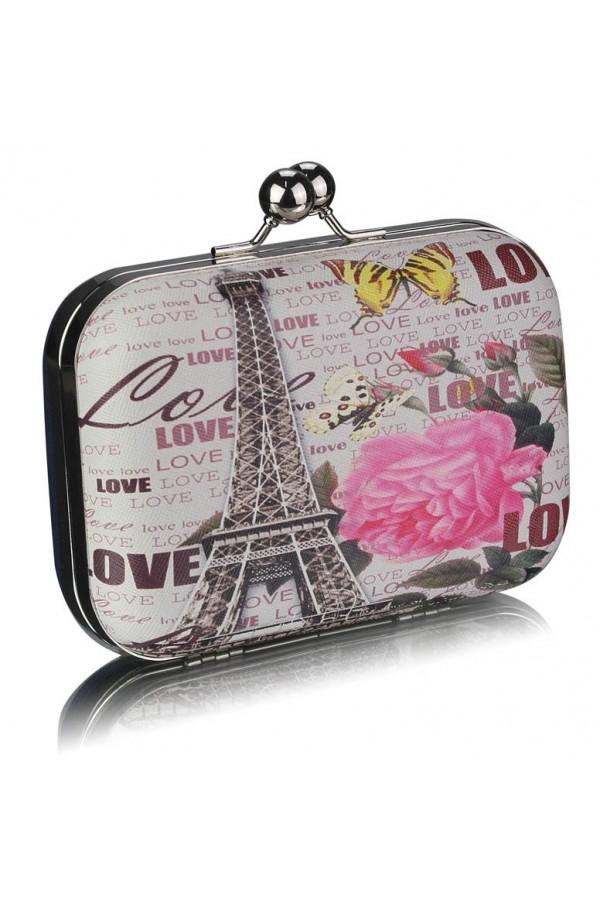 Clutch Love Paris Navy