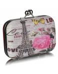 Clutch Love Paris Red