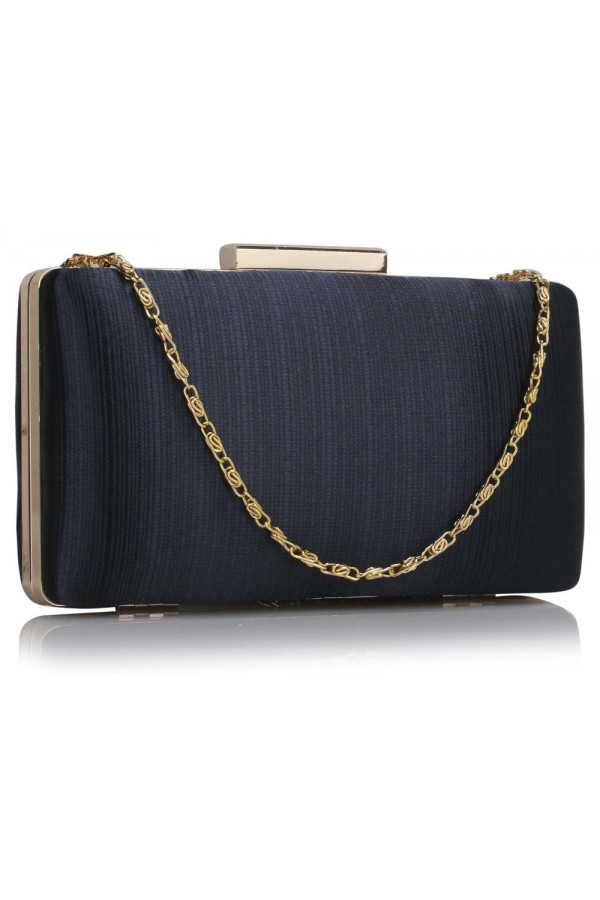 Clutch Navy Samantha