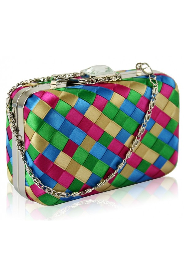Clutch Multi-Color Helena