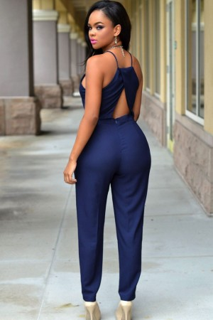 Salopeta Two Pieces Navy