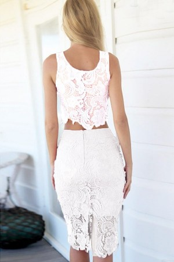 Compleu Elegant Delicate Lace