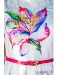 Rochie Eleganta White Lily