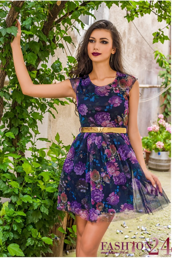 Rochie De Seara Purple Desire