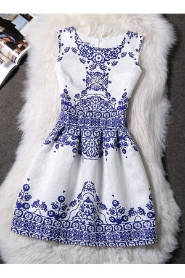 Rochie Eleganta Blue Mystery