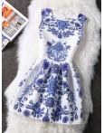 Rochie Eleganta Blue Creation
