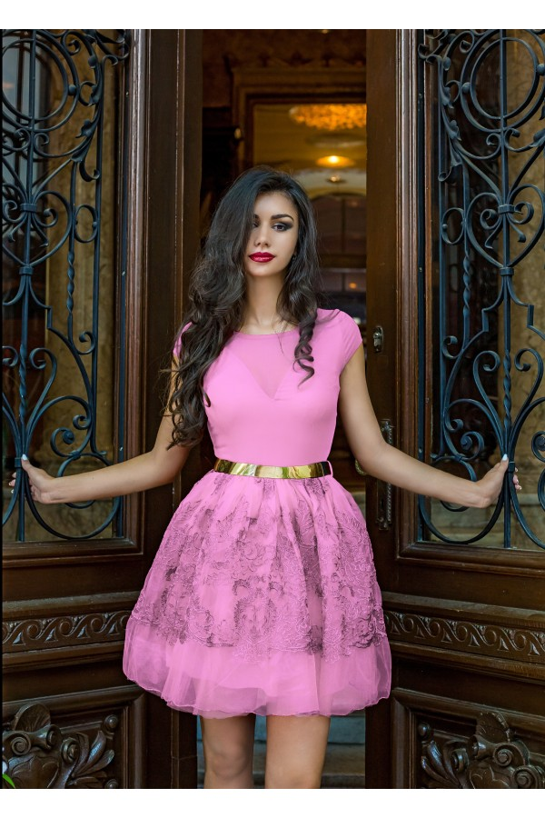 Rochie Eleganta Purple Diva