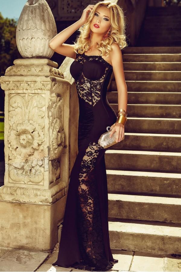Rochie Eleganta One Shoulder