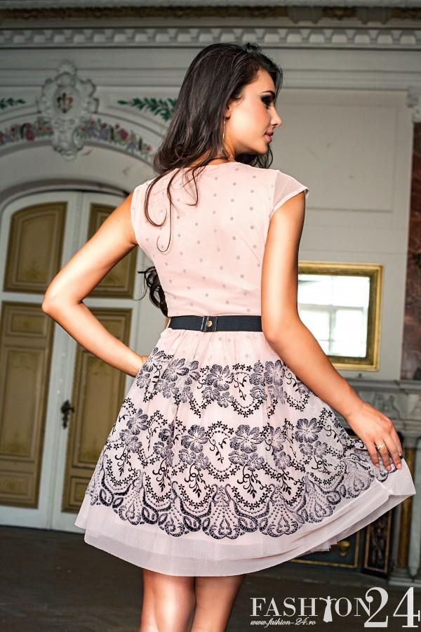 Rochie Eleganta Pink Elements