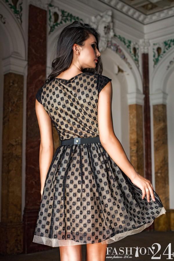 Rochie Eleganta Black Fantasy