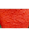 Compleu Elegant Orange Lace