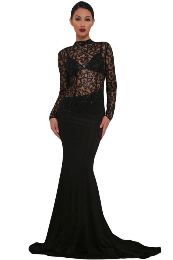 Rochie Eleganta Black Lady