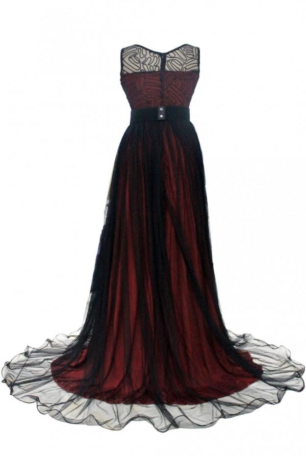 Rochie Burgundy Queen