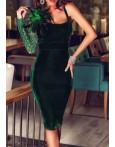 Rochie Green Luxury