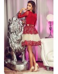 Rochie Lovely Red