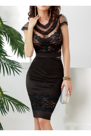 Rochie Banded Midi