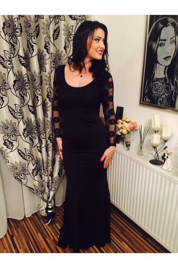 Nicola Florentina - Bucuresti - Rochie Pure Black
