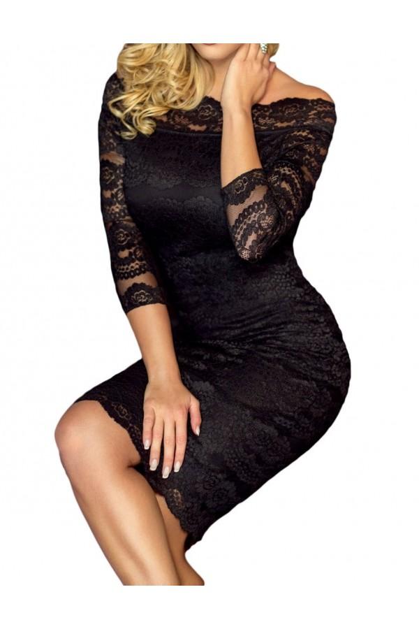 Rochie Eleganta Black Silhouette