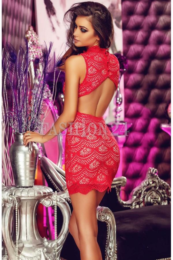 Rochie Din Dantela Red Splendid