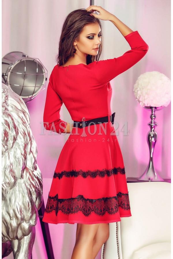 Rochie Eleganta Red Dolly